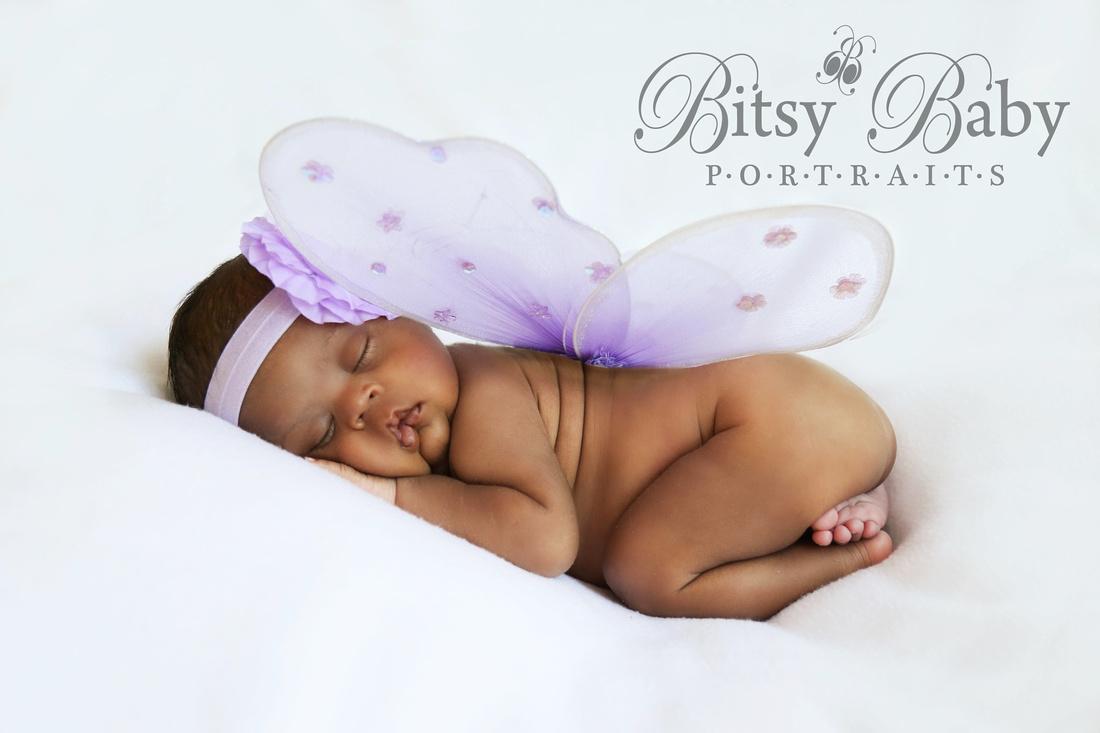 Butterfly newborn