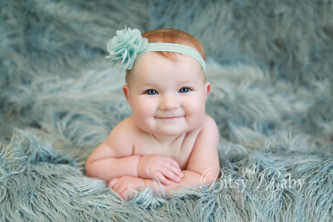 Teal rug, 8-month photo session, Newborn Baby Photographer,  Athens GA