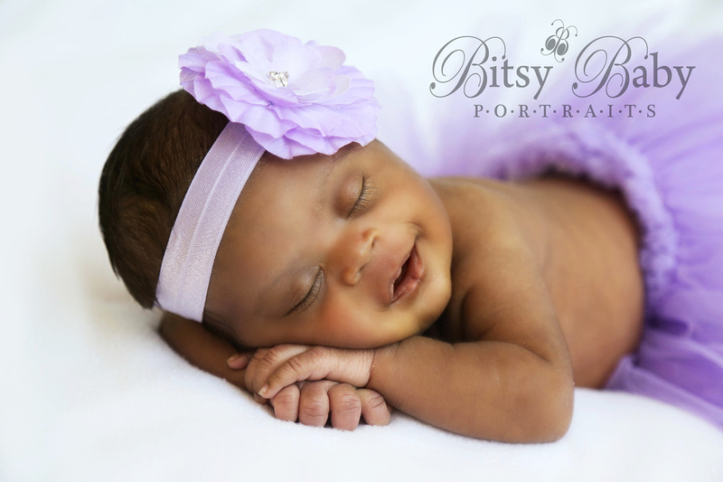 Baby in a tutu