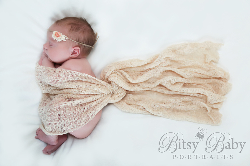 Baby in a wrap