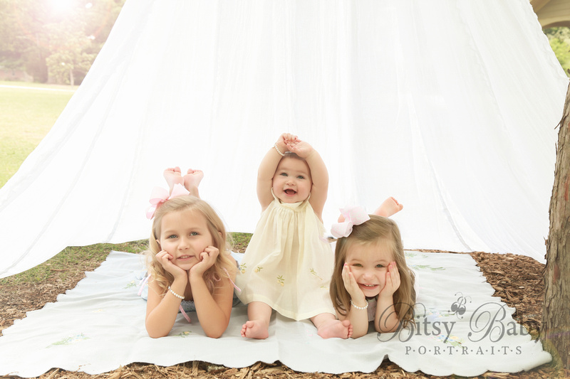 Child photography, canopy, tent