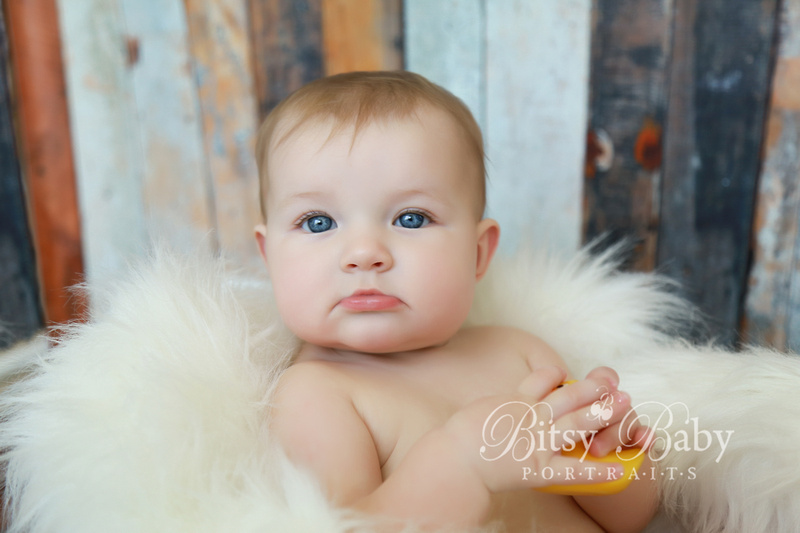 8-month photo session, Newborn Baby Photographer,  Athens GA, Rubber Ducky, Wash tub, bubbles
